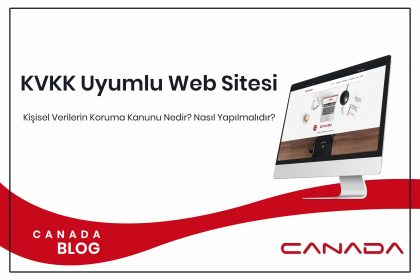 KVKK Uyumlu Web Sitesi